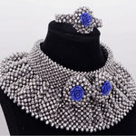 Choker Necklace Set Dubai