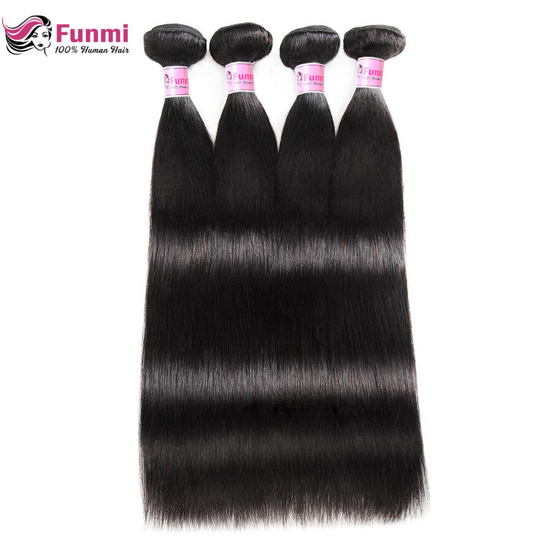 Peruvian Straight Hair Bundles (5-7 days)