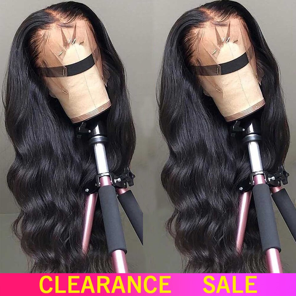 Brazilian Body Wave Lace Front Wig (US 5-7 days)