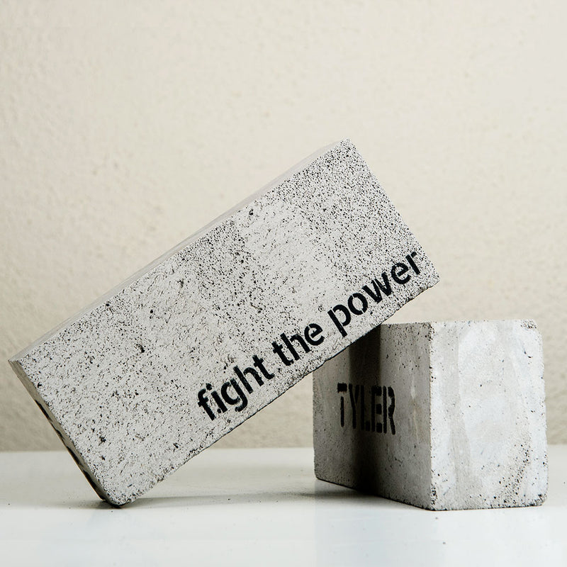 Fight The Power | Art Brick by Tyler
