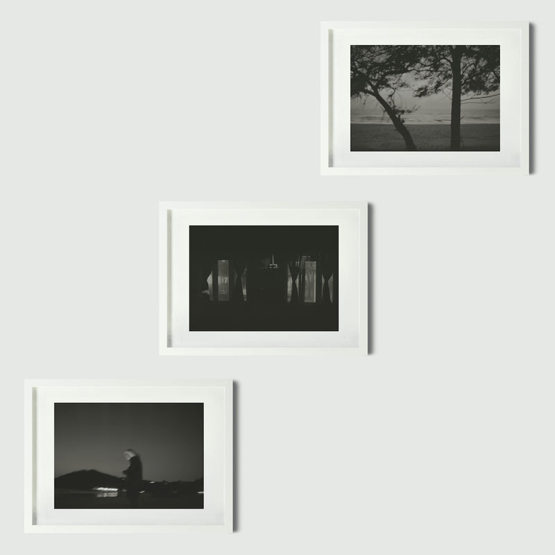 'dear melancholy' by Parizad D | Set of 3 Prints + Photobook