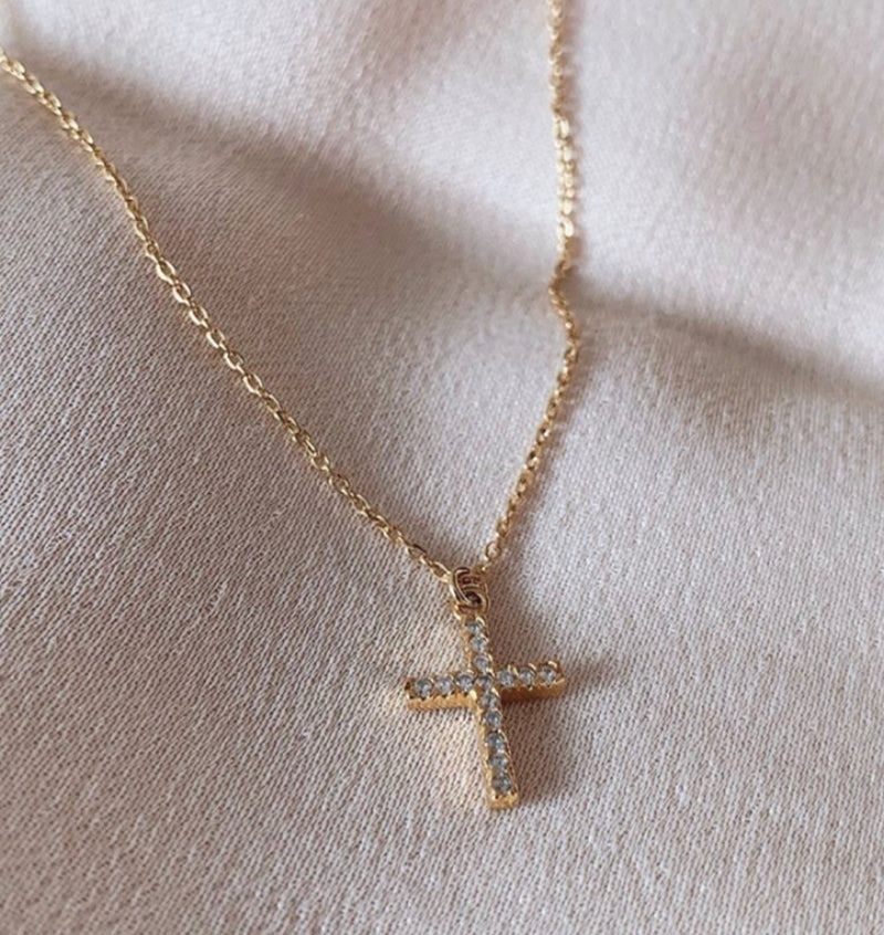 Collar Cross Small