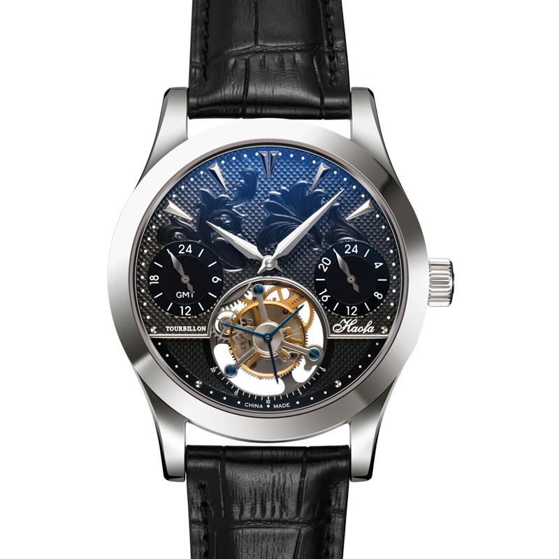 Tourbillon Relief - TG1008 - HOUJON
