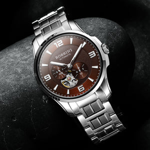 Automatic Stainless - HOUJON