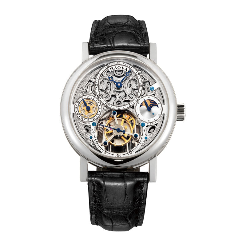 Haofa Skeleton Tourbillon - HOUJON