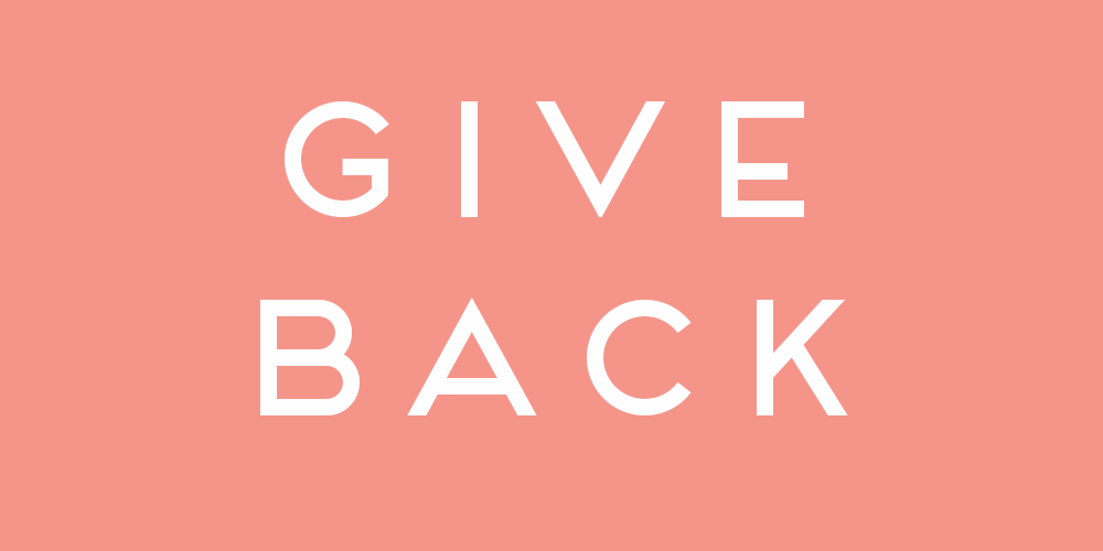 give back charity Happily Ever Borrowed