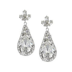 Lovely Drop Earring earrings Elizabeth Bower  - Happily Ever Borrowed