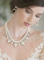 Rent Bridal Jewelry - Carrie Necklace - Happily Ever Borrowed