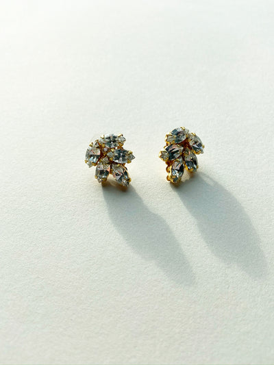 Rent Bridal Jewelry - Aster Earrings - Happily Ever Borrowed