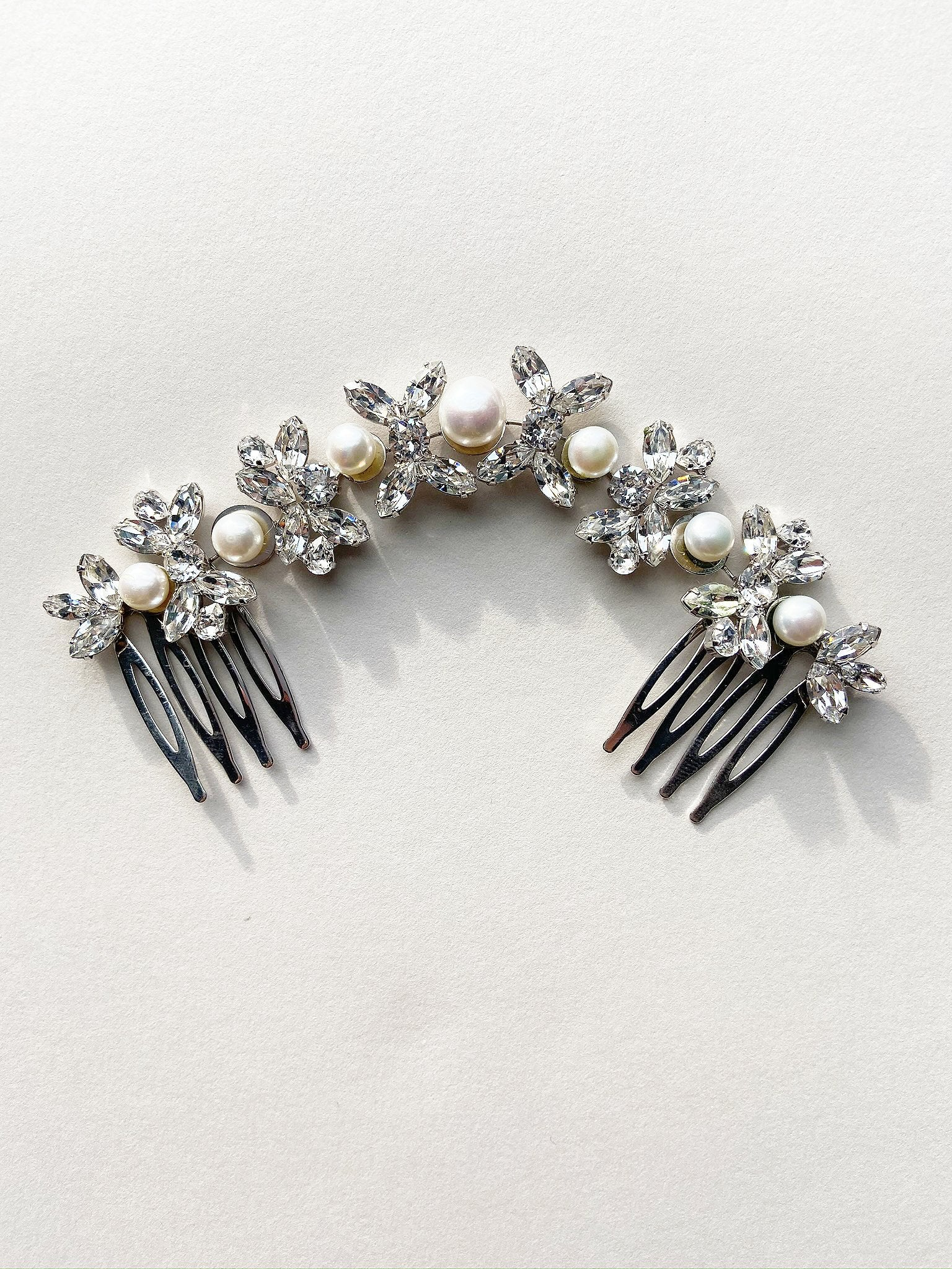 Rent Bridal Hair Accessories - Bardot Comb - Happily Ever Borrowed