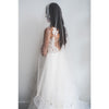 "Bethany Veil 53""-Veils-Justine M. Couture-Candlelight-4 Day Rental-Happily Ever Borrowed"