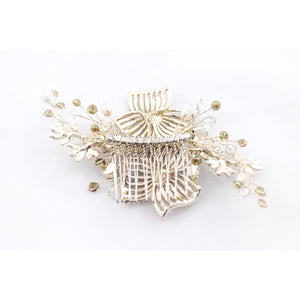Ava Comb-Hairpins & Combs-Brides & Hairpins-Happily Ever Borrowed