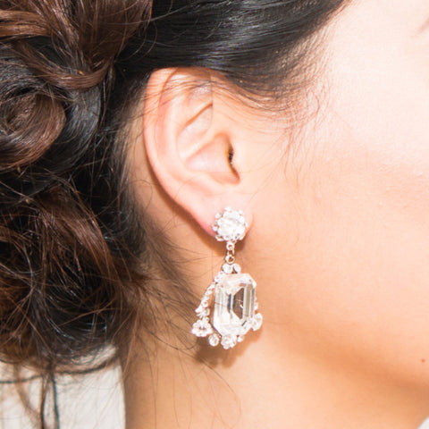 Emera Earring earrings enchanted atelier  - Happily Ever Borrowed