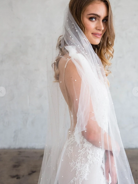 Rent a Wedding Veil-Evony Veil-Happily Ever Borrowed