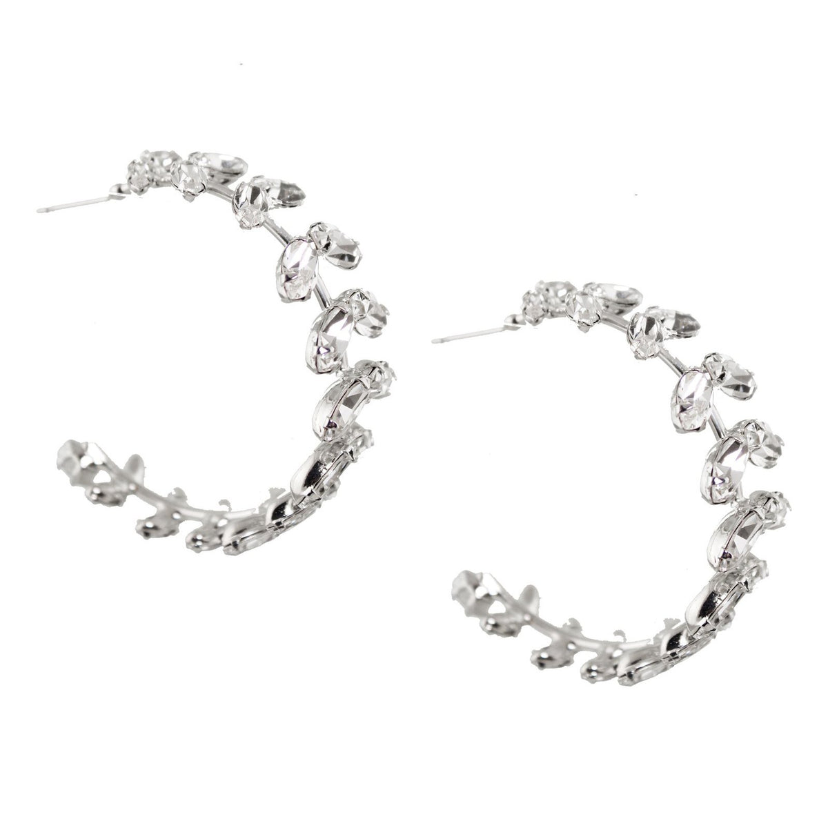 Rent Wedding Jewelry - Gemma Earrings - Happily Ever Borrowed