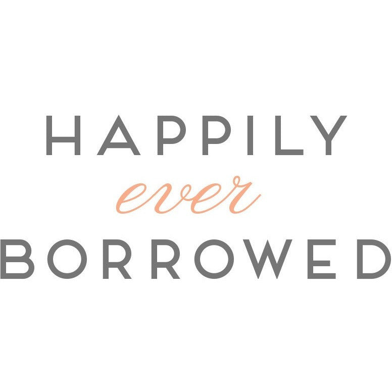 Happily Ever Borrowed Gift Card