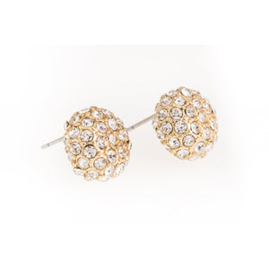 Blossom Stud-earrings-Elizabeth Bower-Happily Ever Borrowed