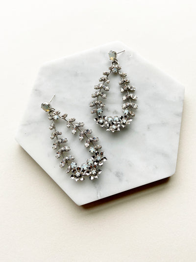 Rent Wedding Jewelry - Harlo Earring - Happily Ever Borrowed