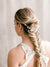 Rent Wedding Headpiece-Ivory Floral Hair Vine-Happily Ever Borrowed
