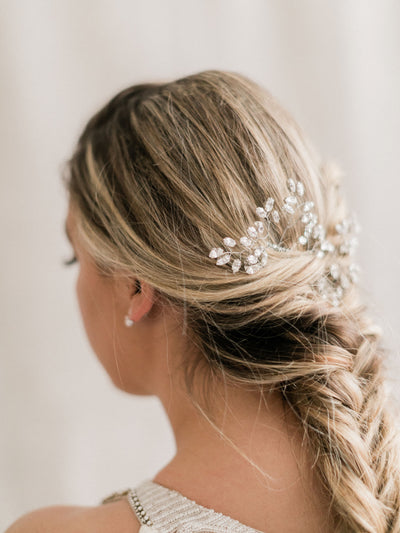Rent Wedding Headpiece-Nala Headpiece-Happily Ever Borrowed