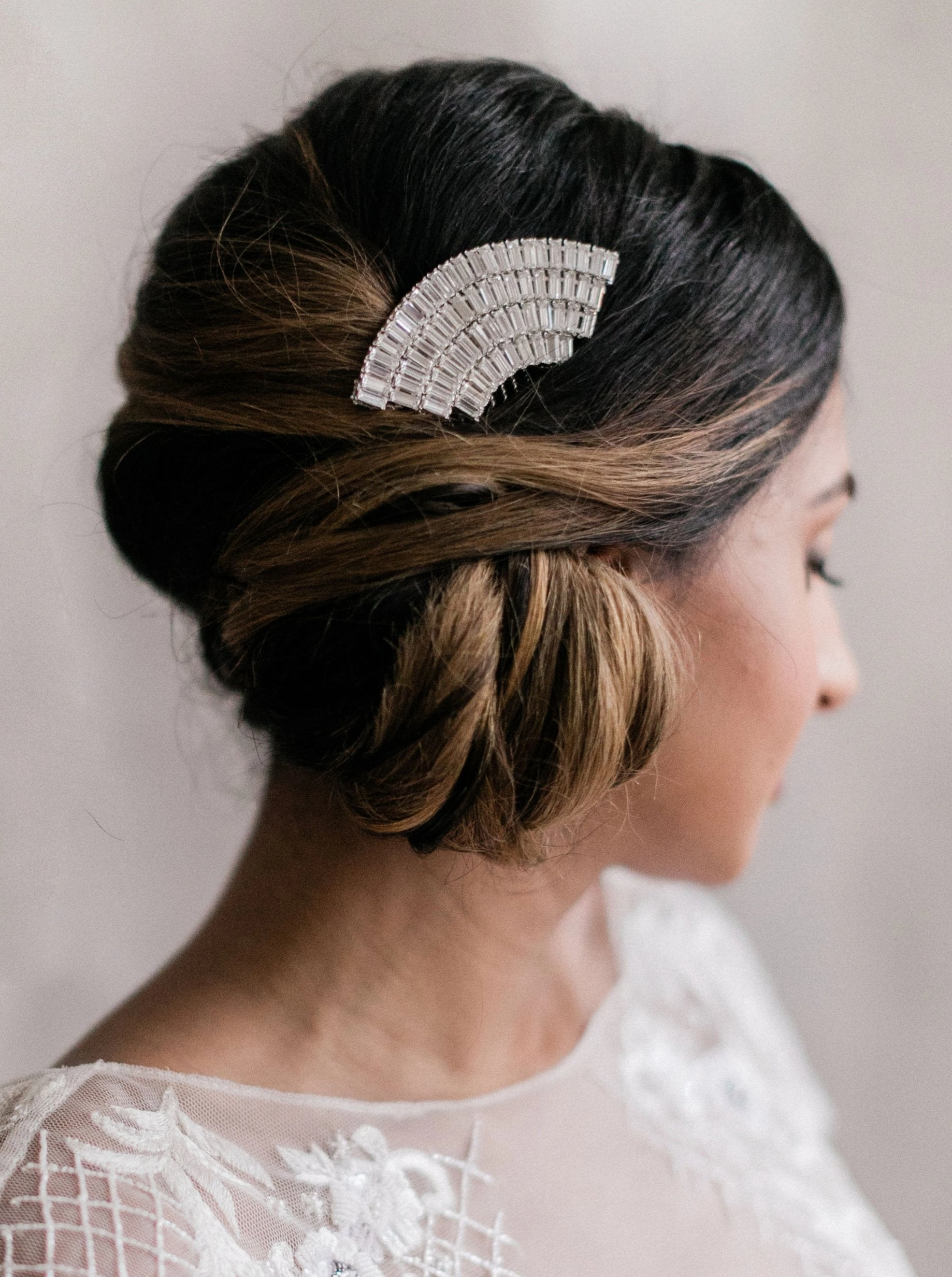Rent Wedding Headpiece-Gatsby Comb-Happily Ever Borrowed
