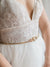 Rent Bridal Sash-Elisa Duet-Happily Ever Borrowed