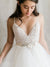Rent Wedding Dress Sash-Lindsie Sash-Happily Ever Borrowed