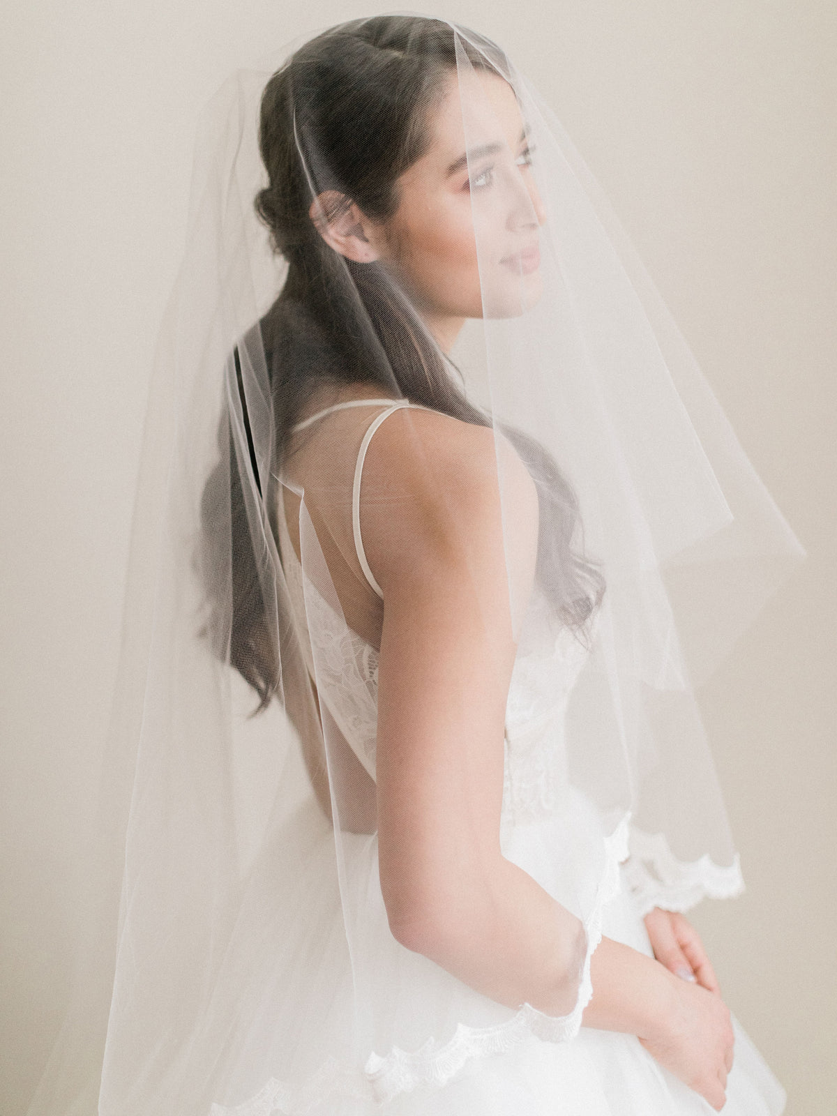 Rent a Wedding Veil-Jing Veil-Happily Ever Borrowed
