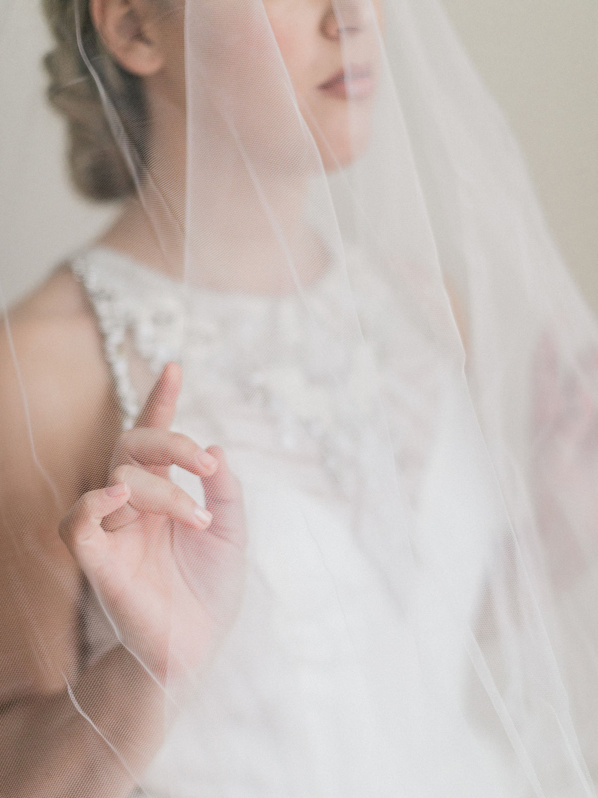 Rent a Wedding Veil-Arianna Veil-Happily Ever Borrowed