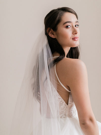 Rent a Wedding Veil-Lisa Veil-Happily Ever Borrowed