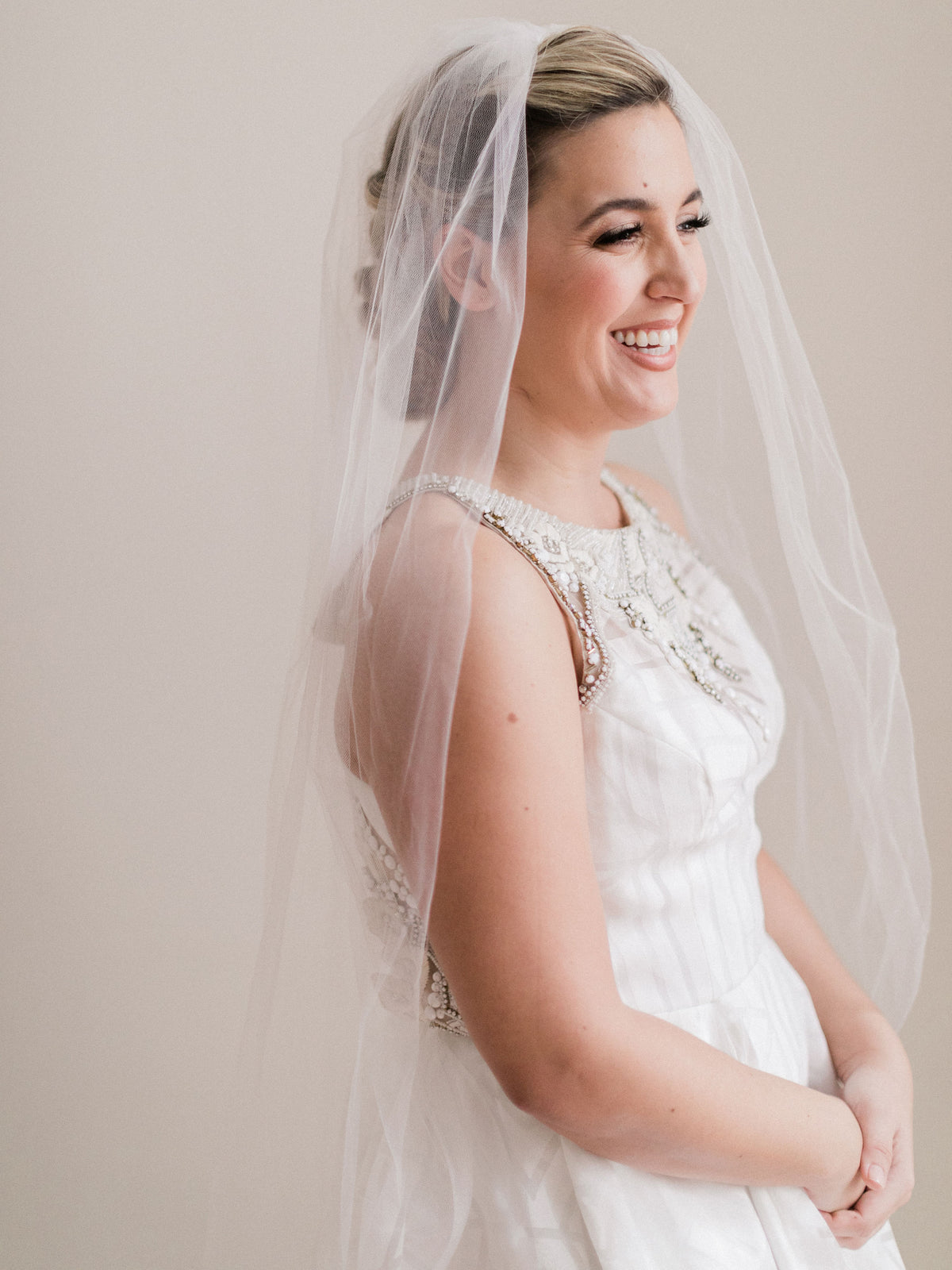 Rent a Wedding Veil-Stephanie Veil-Happily Ever Borrowed