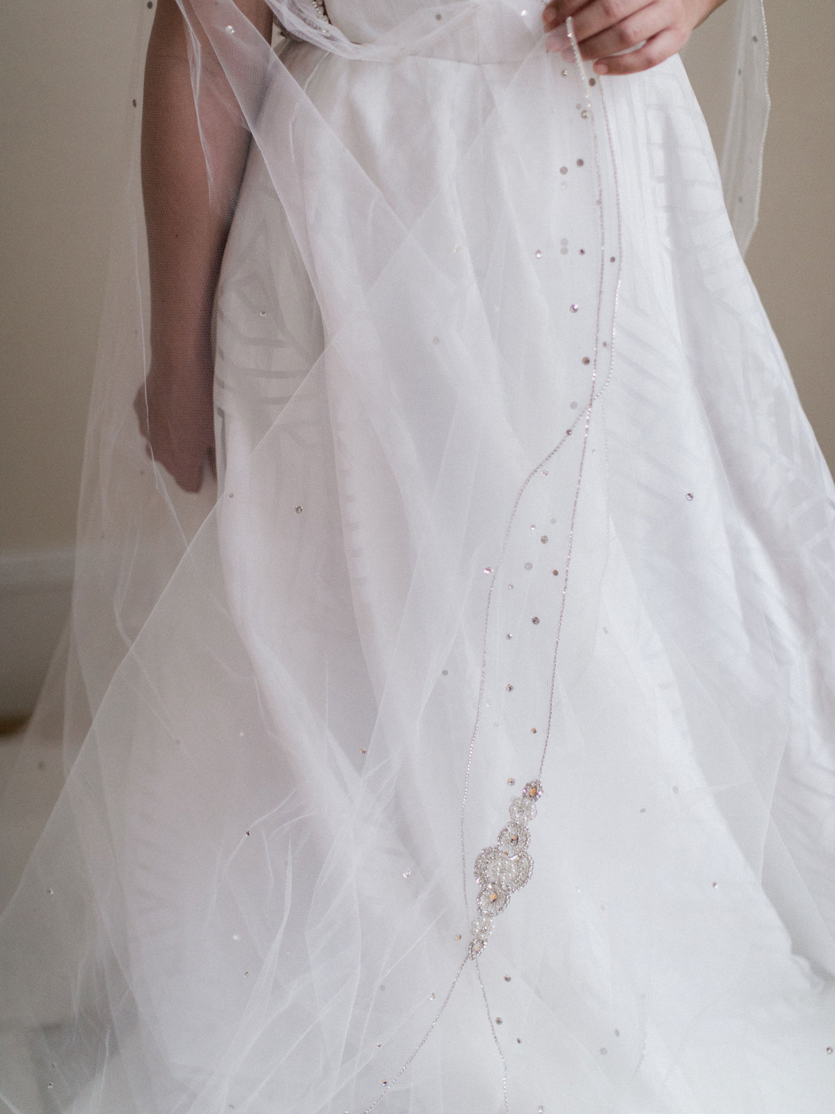 Rent a Wedding Veil-Erica Cape-Happily Ever Borrowed