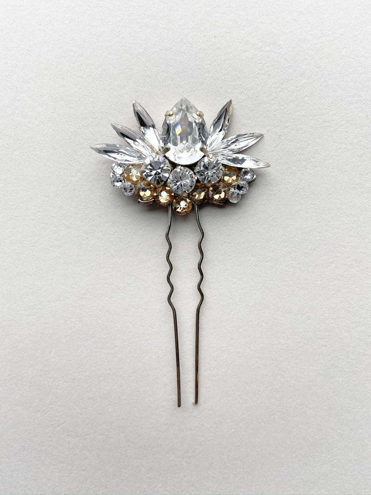 Rent Wedding Headpiece-June Hair Pin-Happily Ever Borrowed