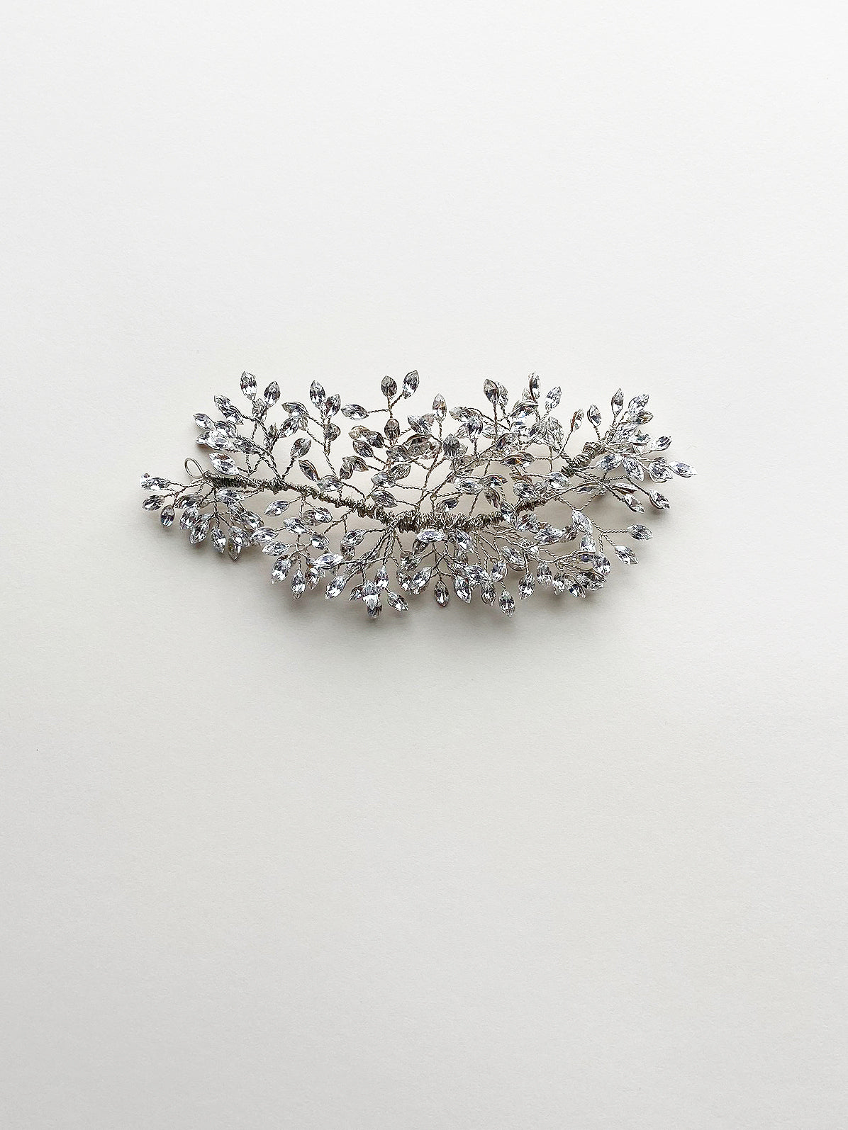 Rent Wedding Headpiece-Kristen Headpiece-Happily Ever Borrowed