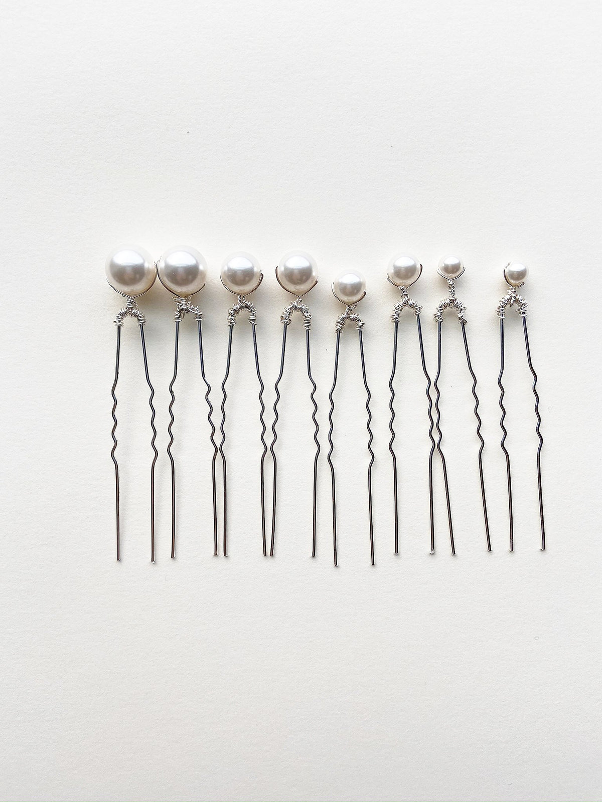 Rent Bridal Hair Accessories - Laura Pearl Hair Pins - Happily Ever Borrowed