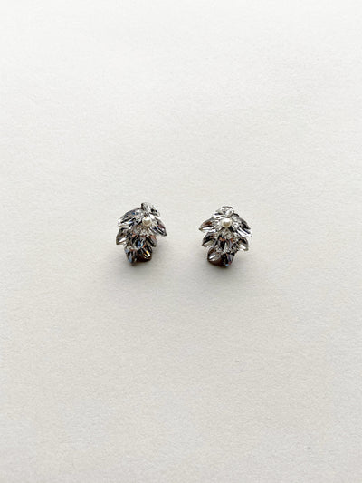 Rent Bridal Jewelry - Mini Meyer Earrings - Happily Ever Borrowed