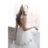 "Moonlight 45"" Veil Veils Justine M. Couture  - Happily Ever Borrowed"