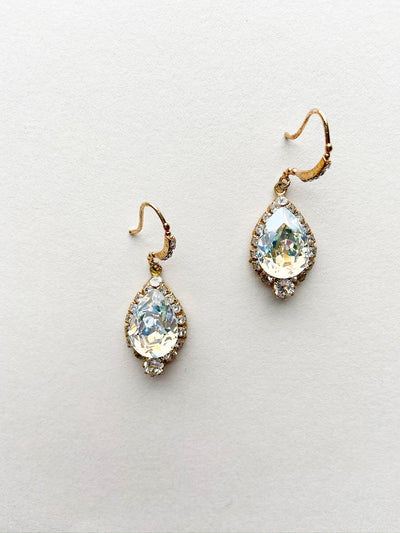Rent Wedding Earrings - Moonlight Earrings - Happily Ever Borrowed
