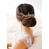 Blanca Crystal Hairpiece Hairpins & Combs Brides & Hairpins  - Happily Ever Borrowed
