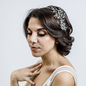 Neveah Headband-headbands-Brides & Hairpins-Happily Ever Borrowed