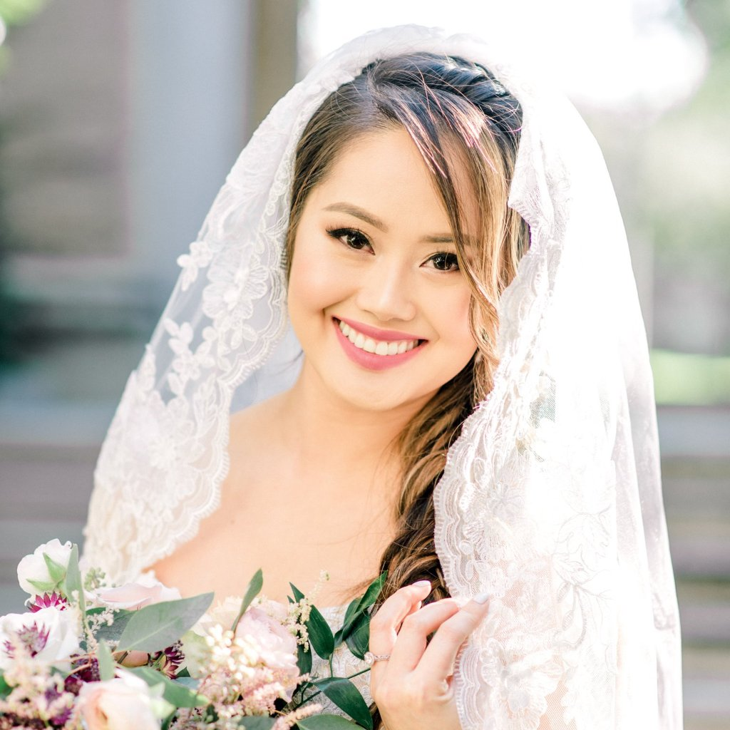 Rent a Wedding Veil-Ana Cathedral Veil-Happily Ever Borrowed