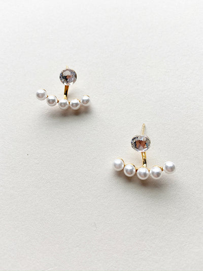 Rent Wedding Jewelry-Taylor Earrings-Happily Ever Borrowed