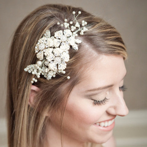 Ivy Headband headbands Halo & Co  - Happily Ever Borrowed