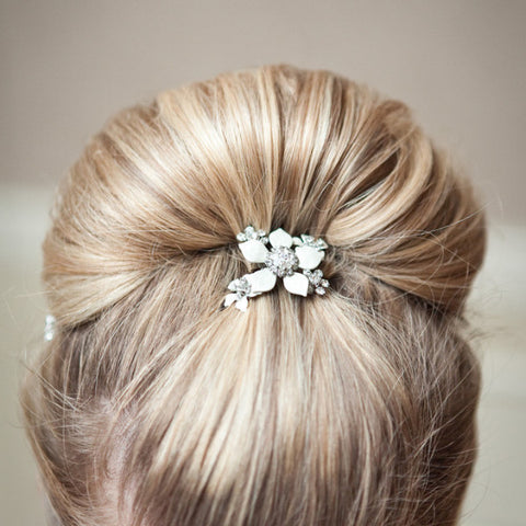 Leigh Comb Hairpins & Combs Avant Bride  - Happily Ever Borrowed