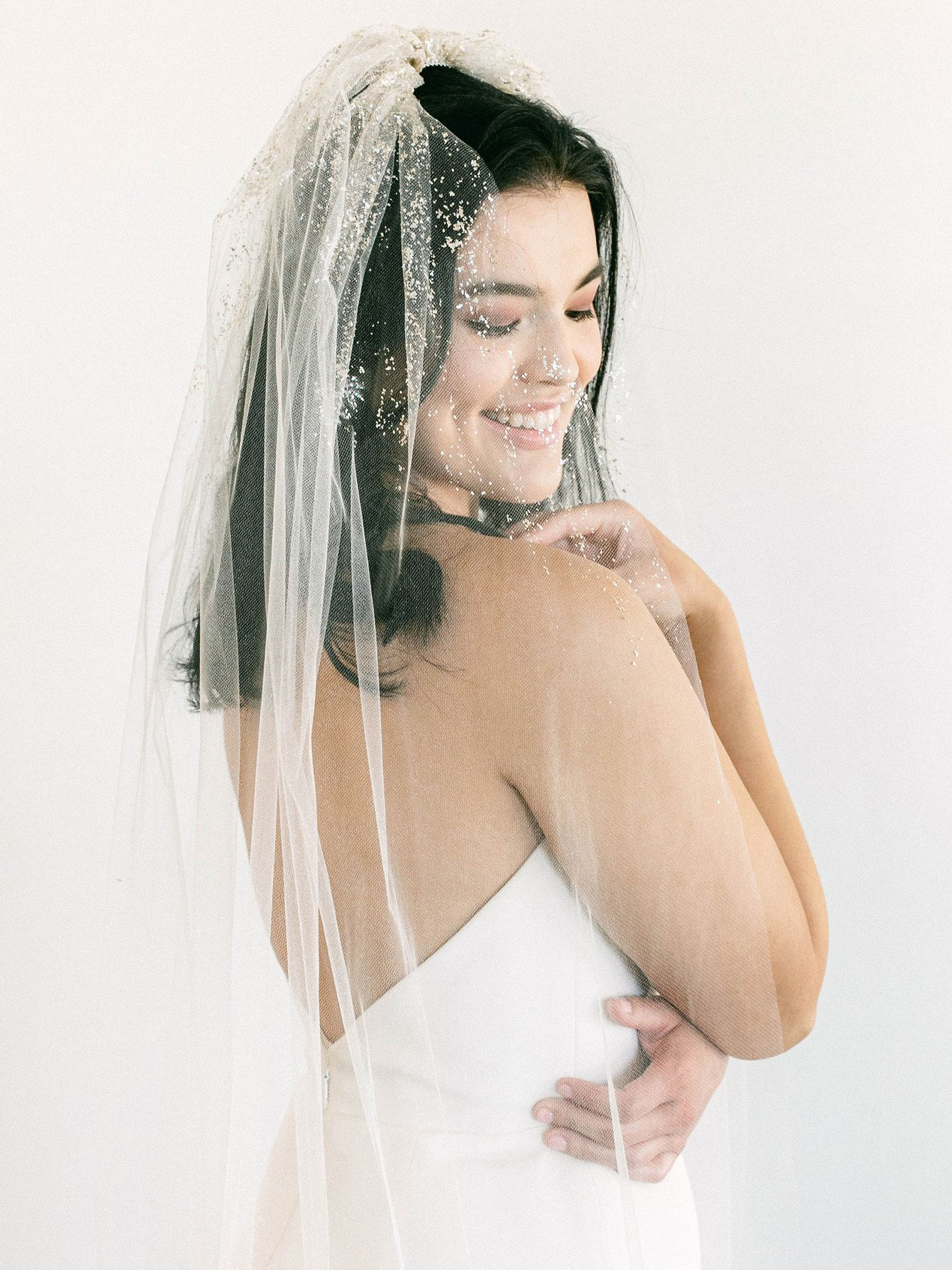 Rent a Wedding Veil-Cecily Veil-Happily Ever Borrowed