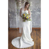 Clementine Chapel Veil veils The Yellow Peony  - Happily Ever Borrowed