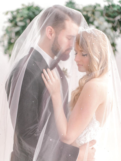 Rent a Wedding Veil-Dream Veil-Happily Ever Borrowed