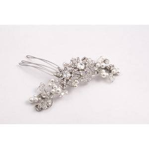 Mary Kate Comb-Hairpins & Combs-Avant Bride-Happily Ever Borrowed