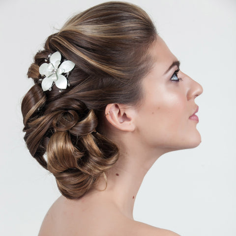 Lily Comb Hairpins & Combs Avant Bride  - Happily Ever Borrowed