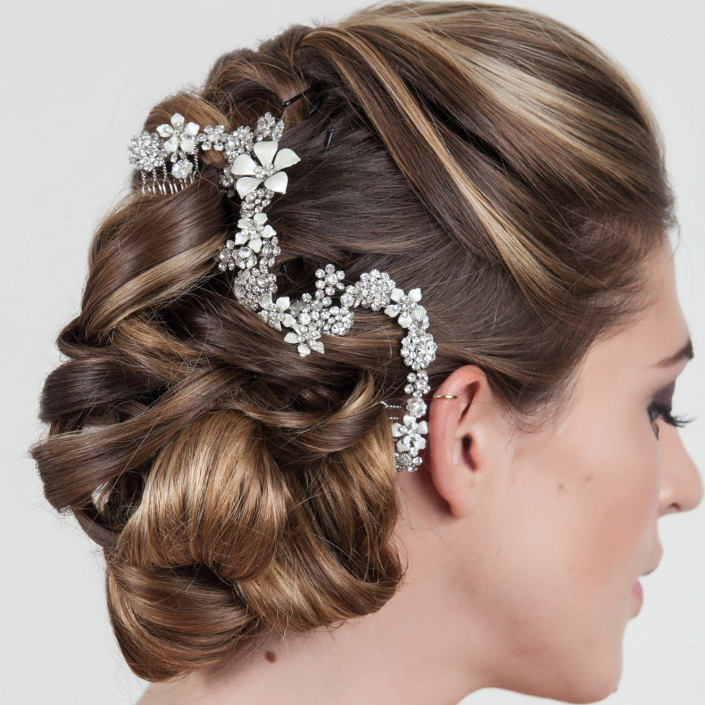 Victoria Vine-Hairpins & Combs-Avant Bride-Happily Ever Borrowed